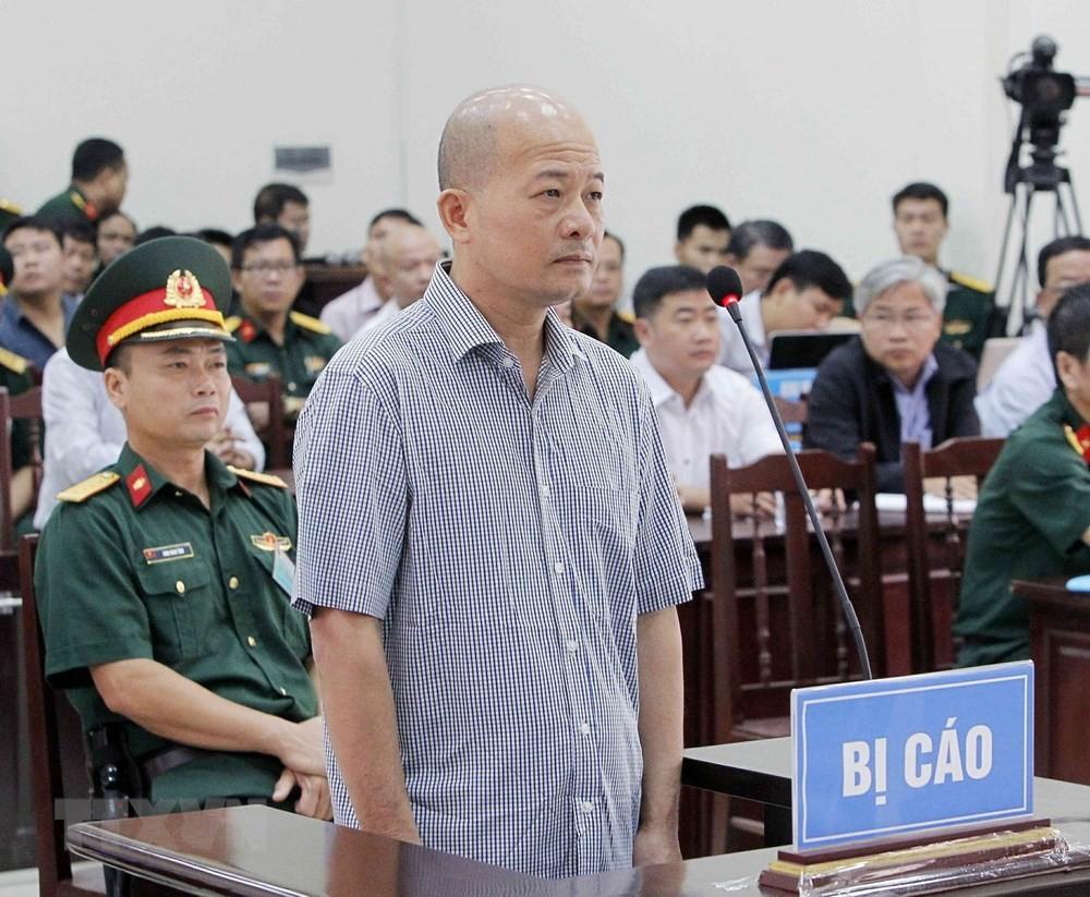 Xét xử sơ thẩm vụ án Đinh Ngọc Hệ cùng các đồng phạm - ảnh 8
