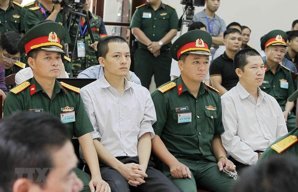 Xét xử sơ thẩm vụ án Đinh Ngọc Hệ cùng các đồng phạm - ảnh 9