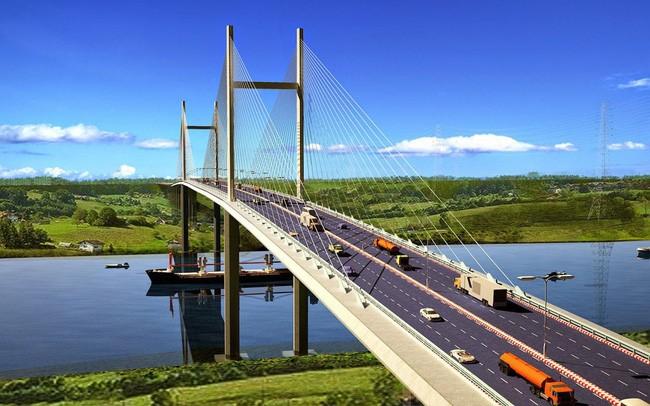 Đồng Nai đề xuất xây cầu 5.700 tỷ nối Nhơn Trạch với TP.HCM