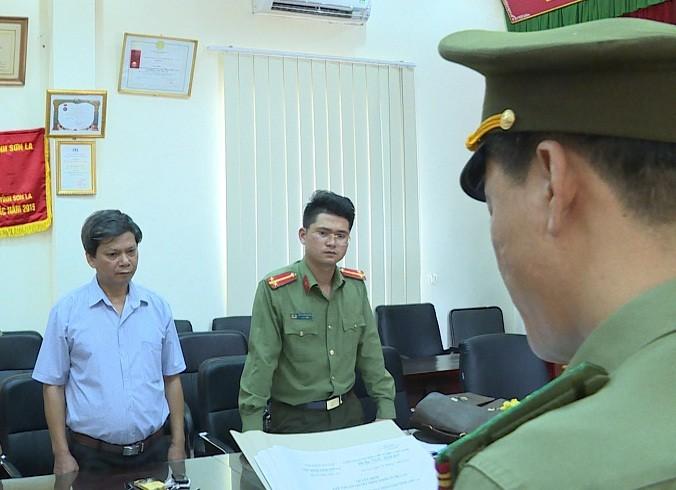 Khởi tố, bắt tạm giam đối với một số cán bộ liên quan đến sai phạm tại Hội đồng thi tỉnh Sơn La - ảnh 3