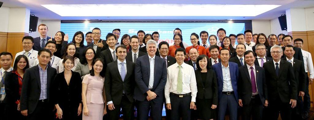 CMC SISG tham gia vào Dự án công nghệ chiến lược của Sacombank - ảnh 1