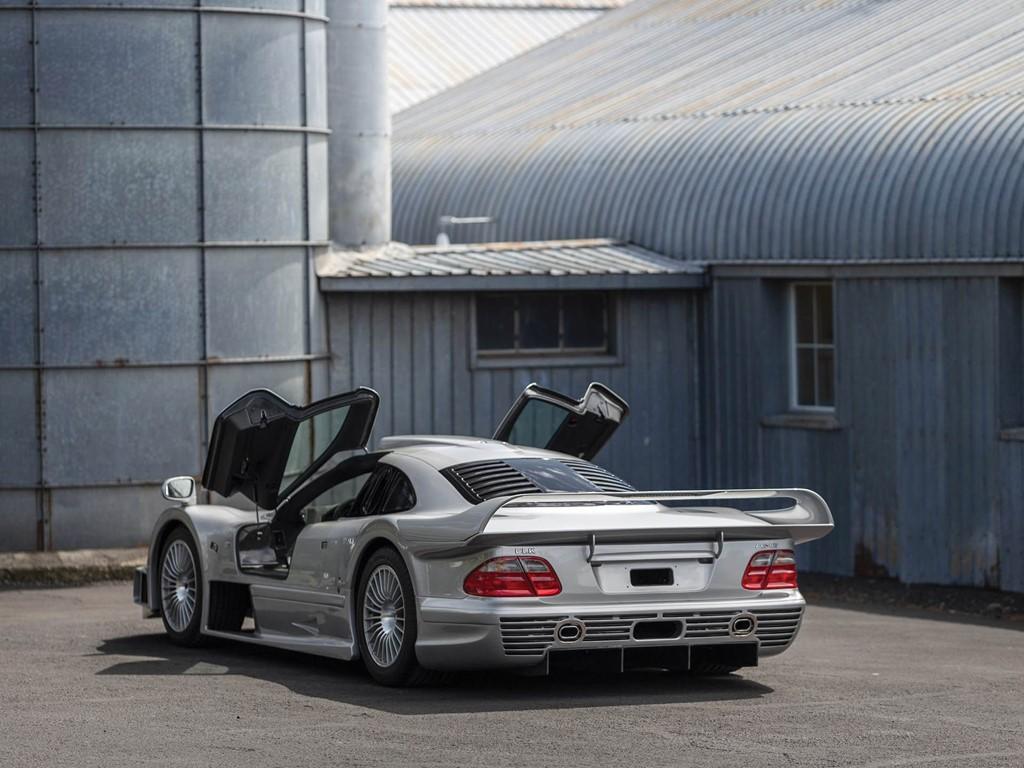 Siêu Mercedes hiếm đem đấu giá 5 triệu USD - ảnh 3