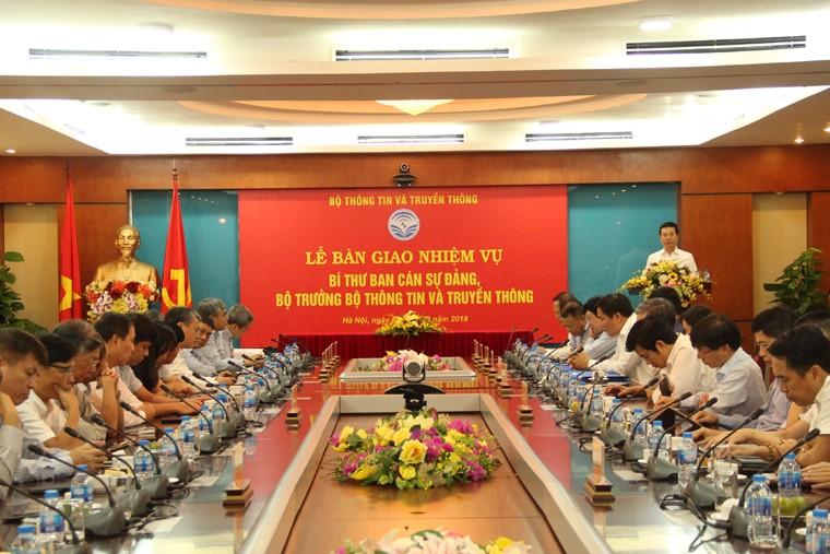 Triển khai quyết định nhân sự của Bộ Chính trị, Thủ tướng Chính phủ - ảnh 2