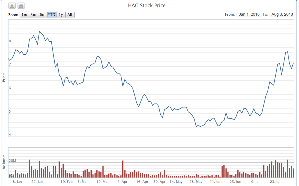 HAG muốn bán 185 triệu cổ phiếu cho NĐT chiến lược giá 7.200 đồng/cp - ảnh 1