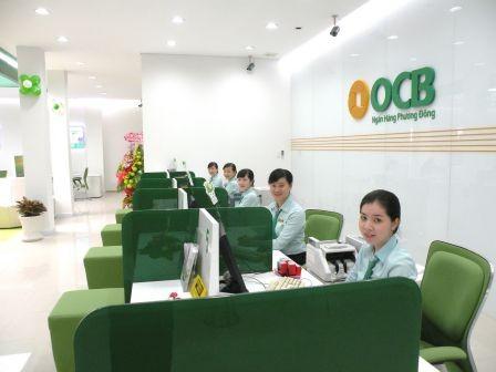 6 tháng đầu năm 2018,OCB lãi hơn 1.300 tỷ đồng, đạt 65% kế hoạch