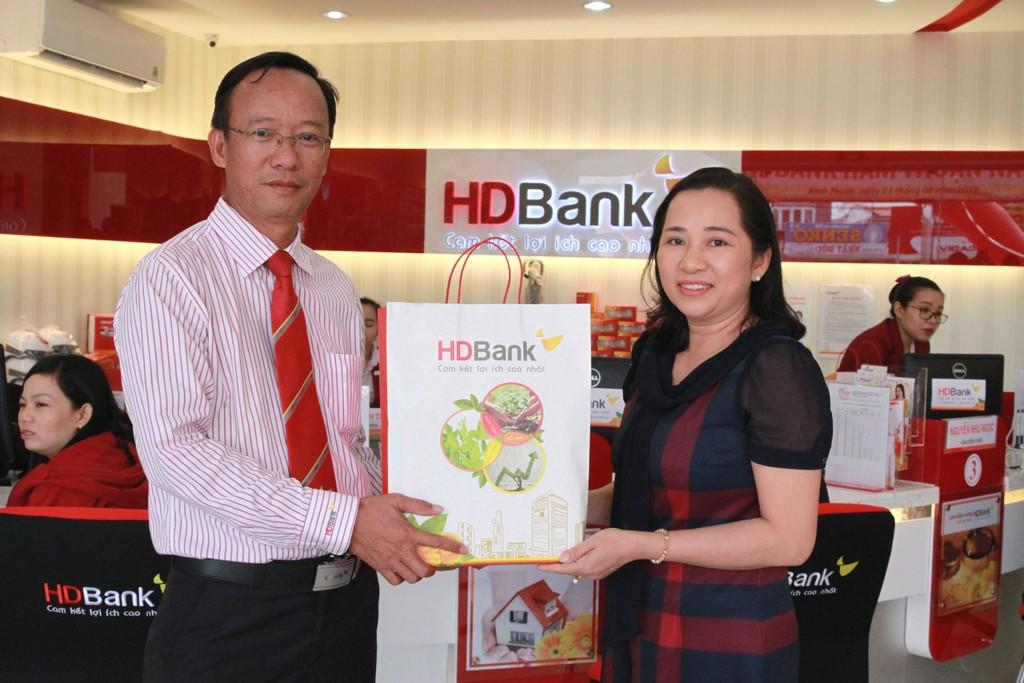 HDBank khai trương 5 điểm giao dịch mới - ảnh 2