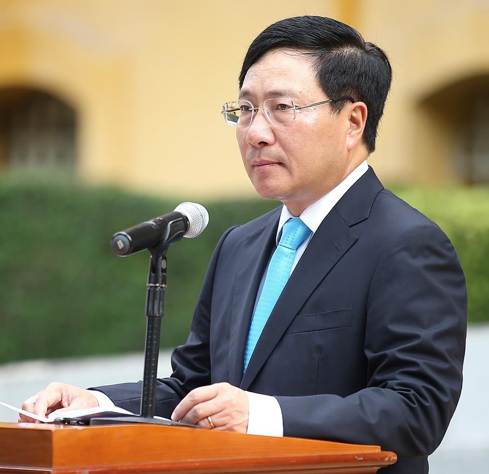 Việt Nam cam kết cùng ASEAN triển khai hiệu quả Tầm nhìn 2025 - ảnh 1