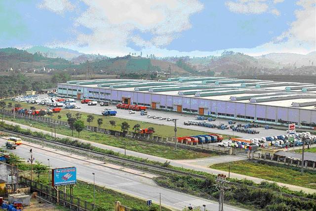 Toàn cảnh nhà máy VEAM. Ảnh minh họa