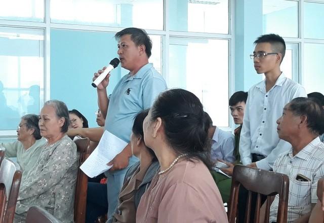 Bình Định: Lấy đất của dân đền bù 70.000 đồng/m2, bán đấu giá 40 triệu/m2 - ảnh 1