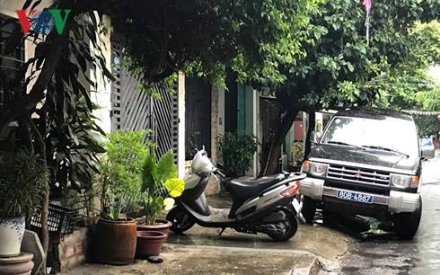 """Khám xét nhà riêng 4 bị can liên quan đến Vũ """"nhôm"""" tại Đà Nẵng - ảnh 1"""