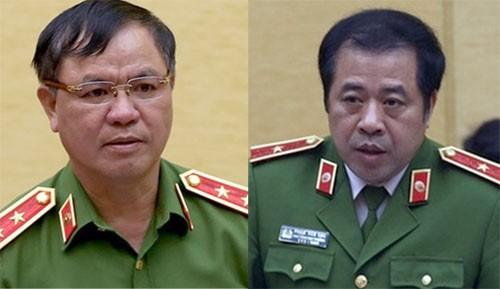 Hàng loạt tướng công an được bổ nhiệm làm phó thủ trưởng cơ quan điều tra - ảnh 2