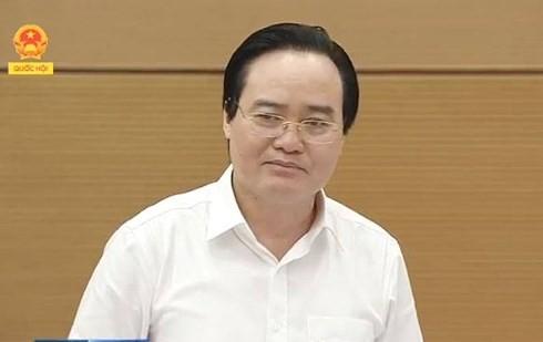 Bộ trưởng, Chủ nhiệm Ủy ban Dân tộc trả lời chất vấn - ảnh 2
