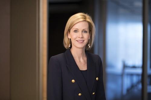 Bà Jodi West - tân Tổng giám đốc ANZ tại Việt Nam.