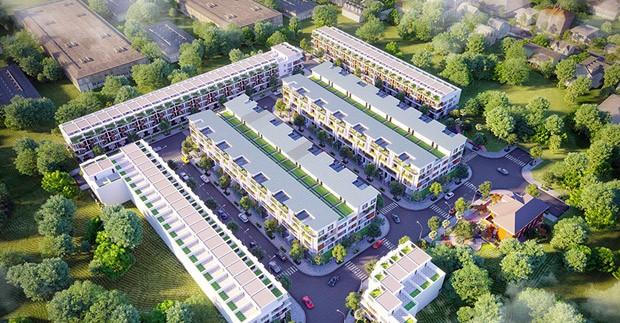 Dự án dự án Khu dân cư Thiên Phúc đang trở thành tâm điểm của Thuận An vì được khách hàng đặc biệt quan tâm