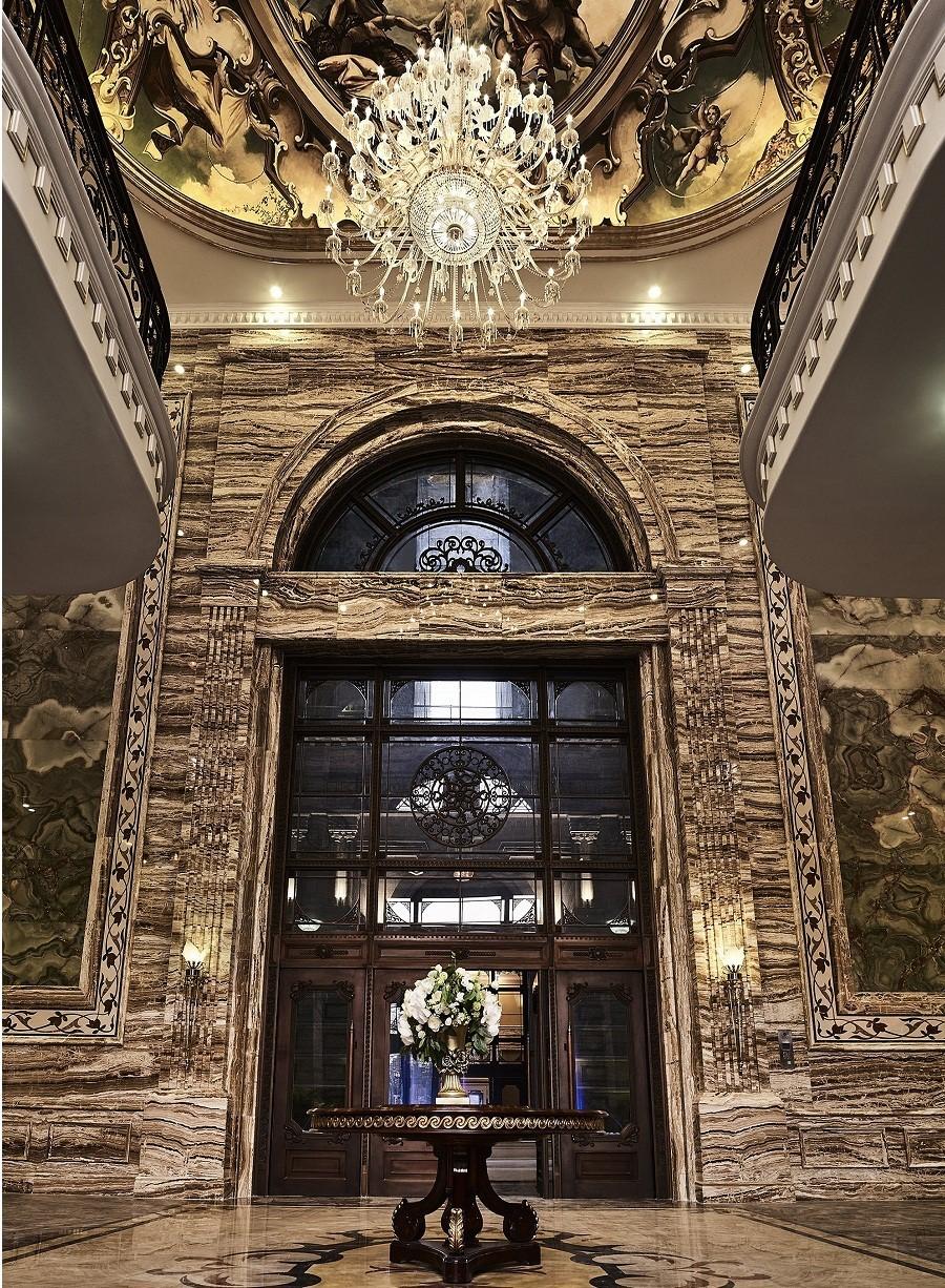 D'. Palais Louis: Đại sảnh đắt giá nhất Việt Nam - ảnh 1