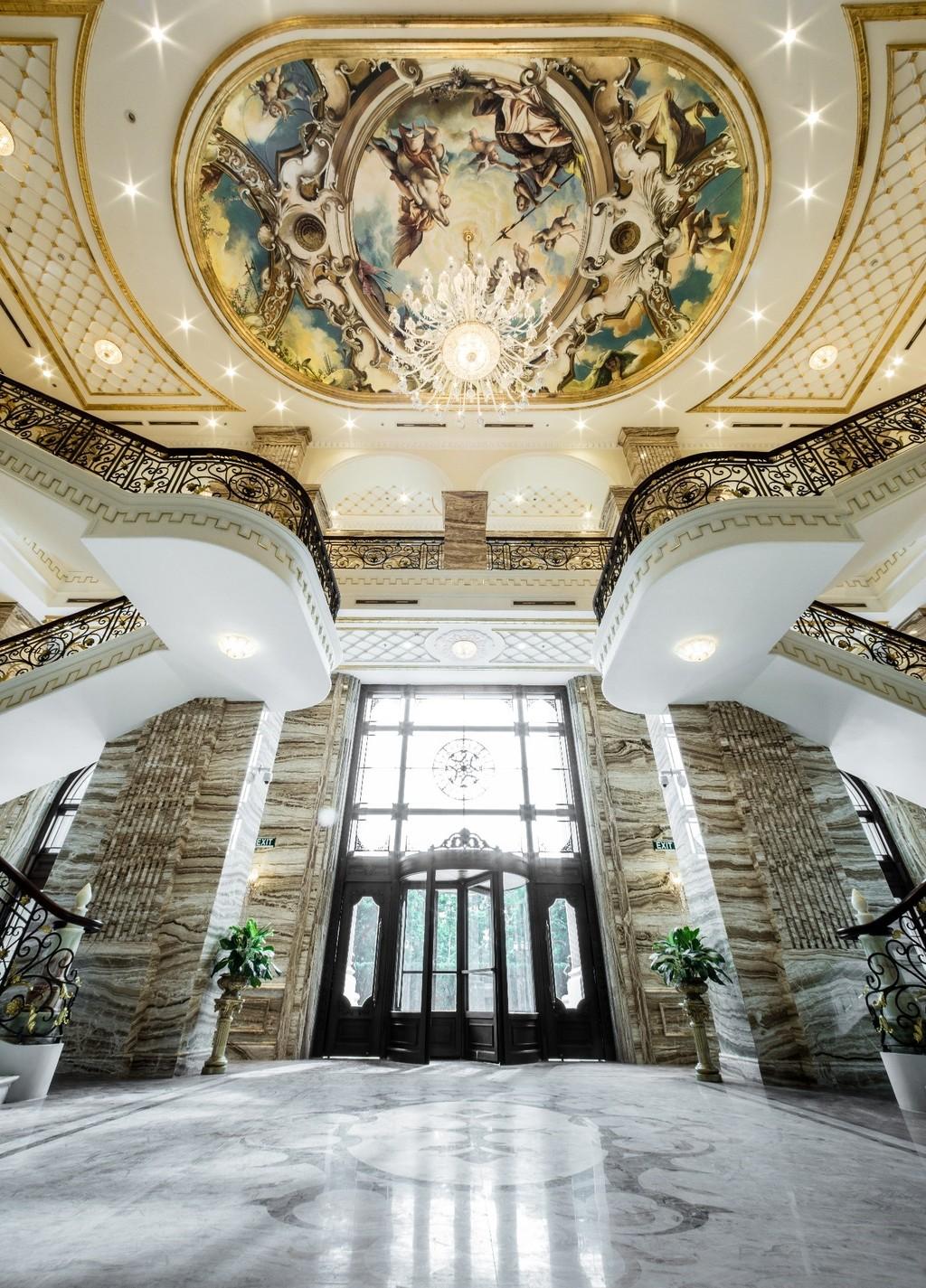D'. Palais Louis: Đại sảnh đắt giá nhất Việt Nam - ảnh 3