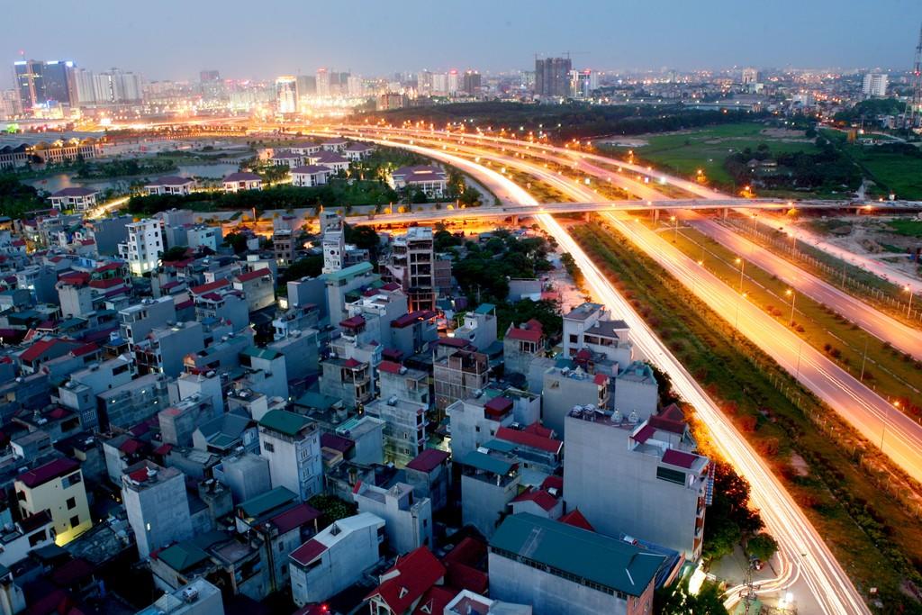 TP.Hà Nội có hiện 383 dự án còn chậm với 6 nguyên nhân chính như: Giải phóng mặt bằng, quy hoạch, chưa hoàn thành nghĩa vụ tài chính… Ảnh: Tường Lâm