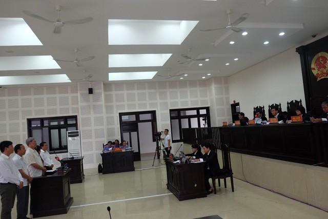 TAND TP. Đà Nẵng mở phiên xét xử sơ thẩm lần thứ 4 vụ án buôn lậu gỗ kéo dài gần 7 năm sáng nay 14/8