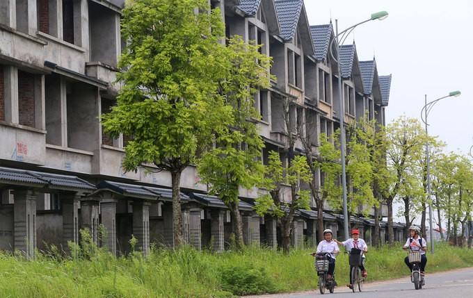 Khu đô thị nghìn tỷ ở Hà Nội bị bỏ hoang nhiều năm - ảnh 2