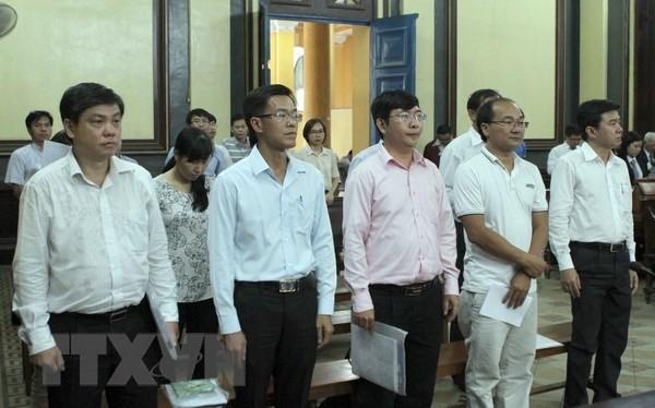Tuyên án phúc thẩm vụ án cố ý làm trái tại Ngân hàng Navibank