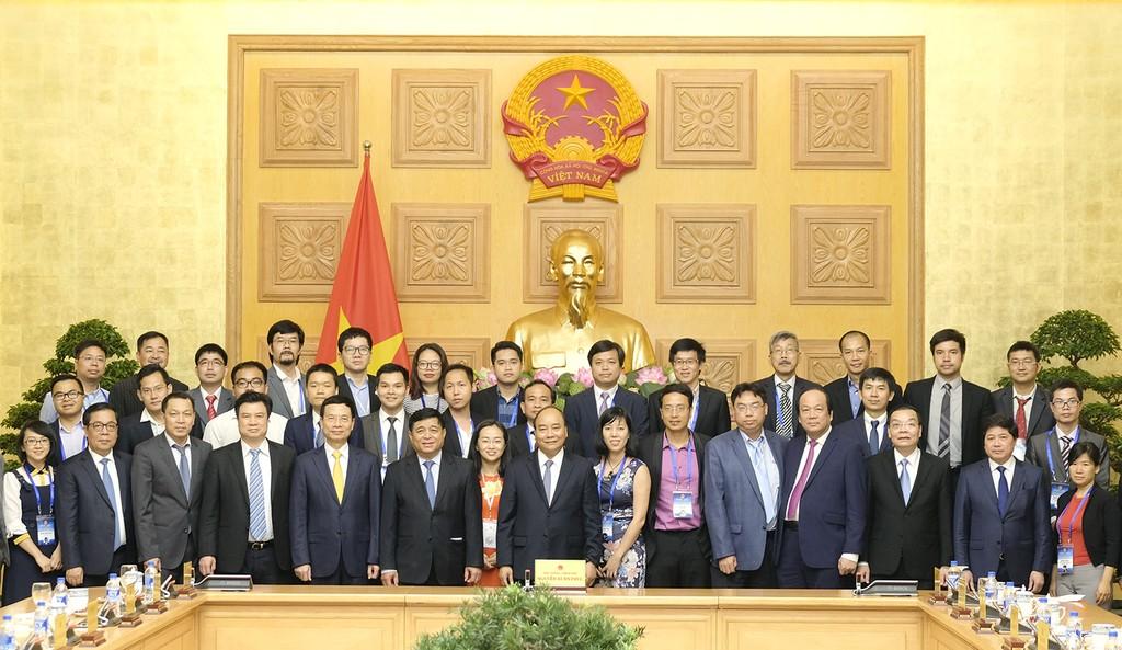 Chính phủ tạo điều kiện để liên kết trí tuệ Việt trong và ngoài nước - ảnh 1