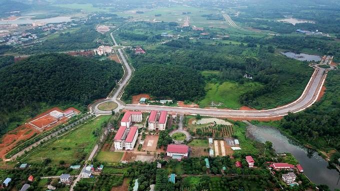 Dự án Đại học Quốc gia Hà Nội 15 năm sau khởi công - ảnh 11