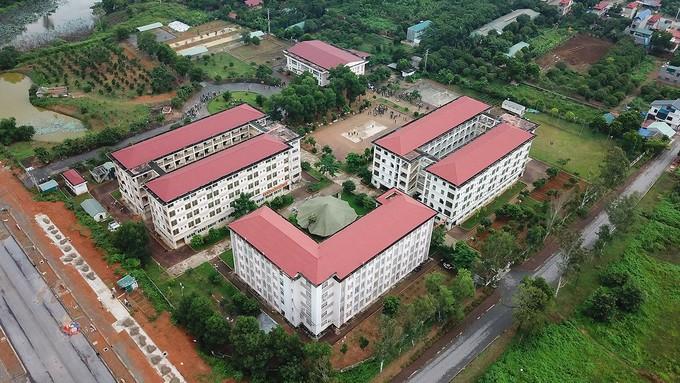 Dự án Đại học Quốc gia Hà Nội 15 năm sau khởi công - ảnh 5