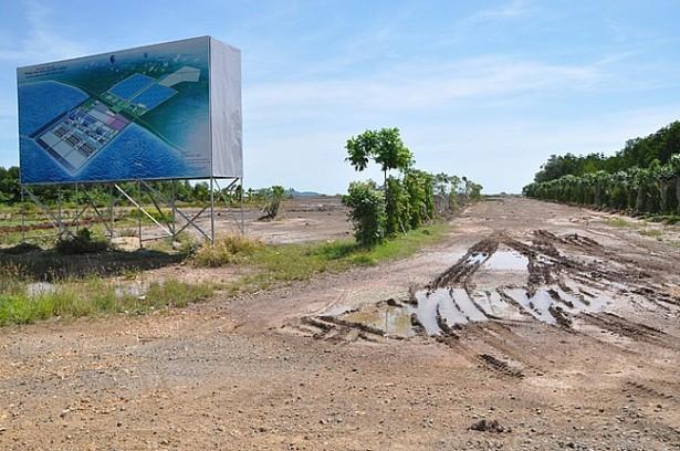 Dự án nhà máy nhiệt điện Kiên Lương 1.Nguồn: Internet.