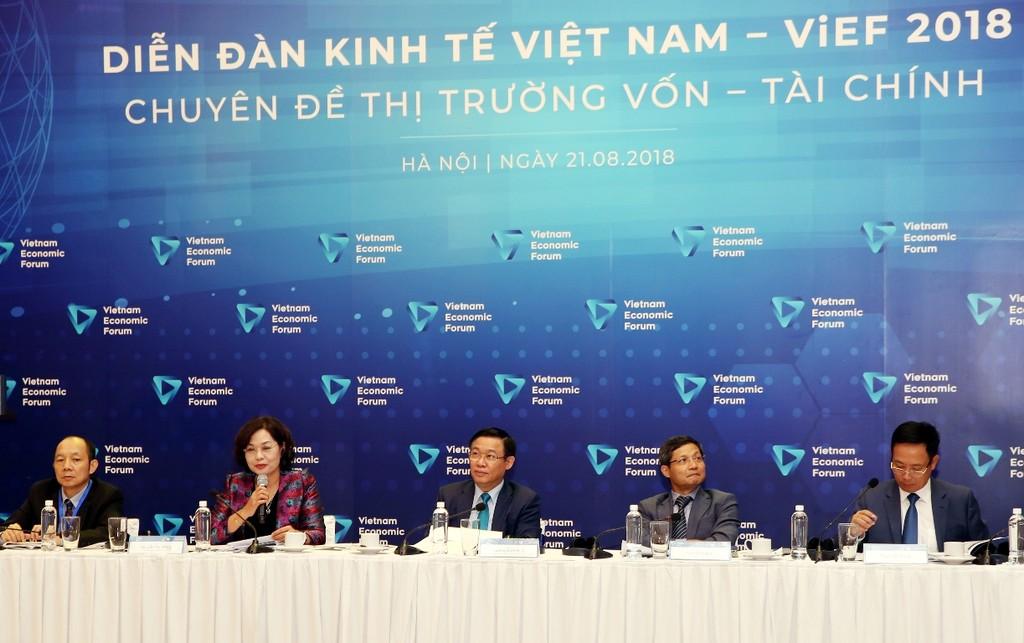 Phó Thủ tướng Vương Đình Huệ lo ngại doanh nghiệp vốn mỏng - ảnh 1