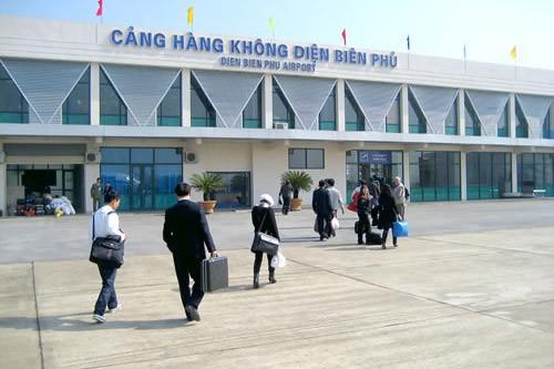 Phó Thủ tướng giao Bộ GTVT lập đề xuất Dự án xây dựng mở rộng cảng hàng không Điện Biên