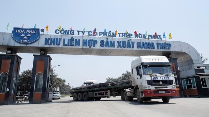 Hoà Phát lọt top 40 thương hiệu công ty giá trị nhất Việt Nam