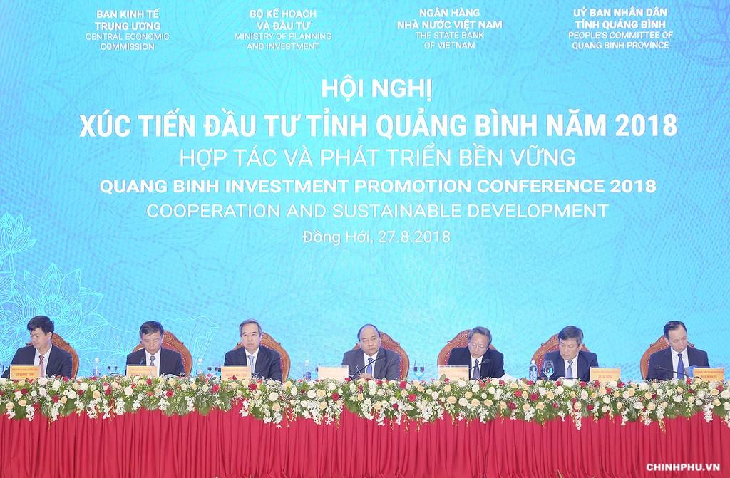Thủ tướng: 'Viên kim cương xanh' Quảng Bình cần người thợ khéo - ảnh 1