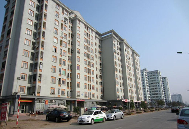 372 căn hộ tái định cư tại Hà Nội bị chủ ngó lơ