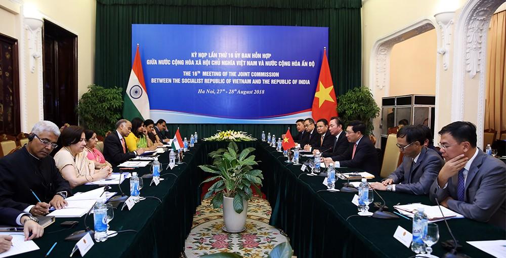 Ấn Độ tiếp tục là đối tác chân thành và lâu dài của Việt Nam - ảnh 1