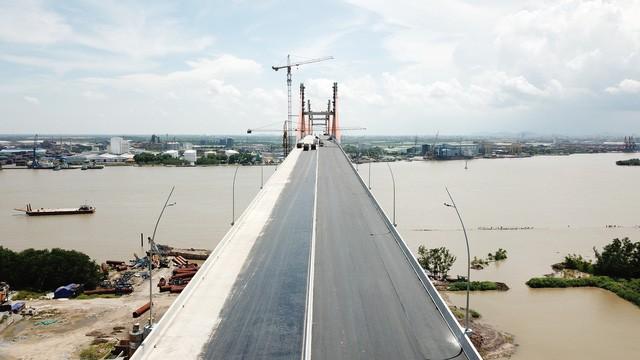 Quảng Ninh: Từ 1/9, người dân chính thức được lưu thông qua cây cầu hơn 7.000 tỉ - ảnh 1