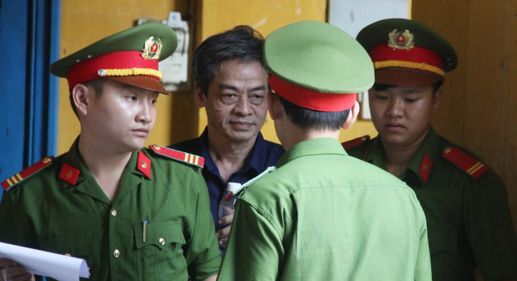 Bị cáo Phong bị đề nghị mức án từ 14 - 16 năm tù.