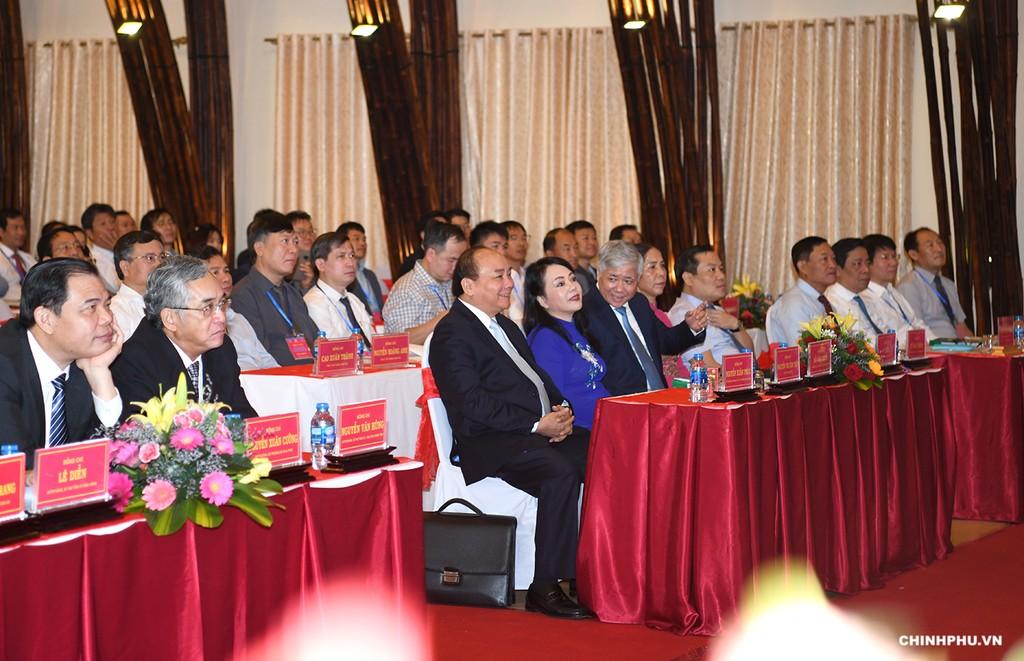 Thủ tướng dự Hội nghị về phát triển sâm Ngọc Linh - ảnh 1