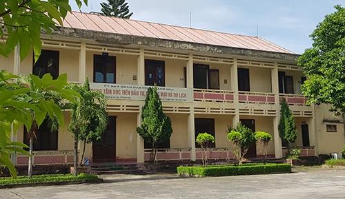 Trung tâm Xúc tiến Đầu tư Thương mại và Du lịch tỉnh Thanh Hoá.