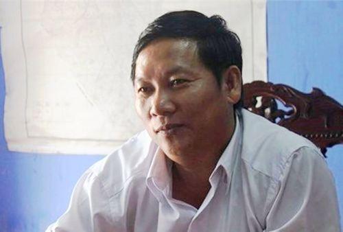 Ông Hồ Hữu Phúc, Phó phòng Lao động huyện Phú Lộc bị khai trừ khỏi Đảng.