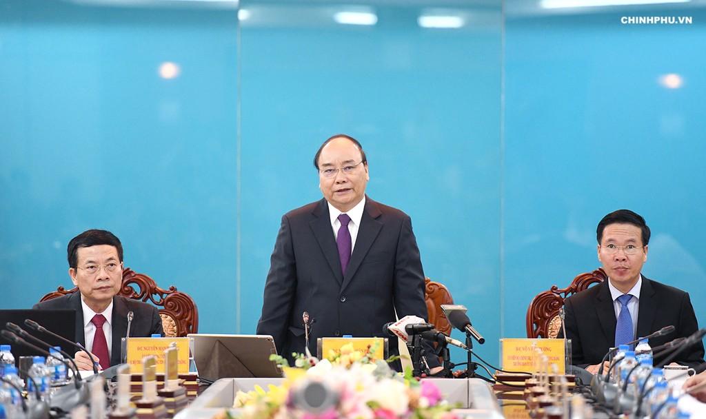 Thủ tướng: Đổi mới tư duy quản trị sẽ thúc đẩy công nghệ phát triển - ảnh 2