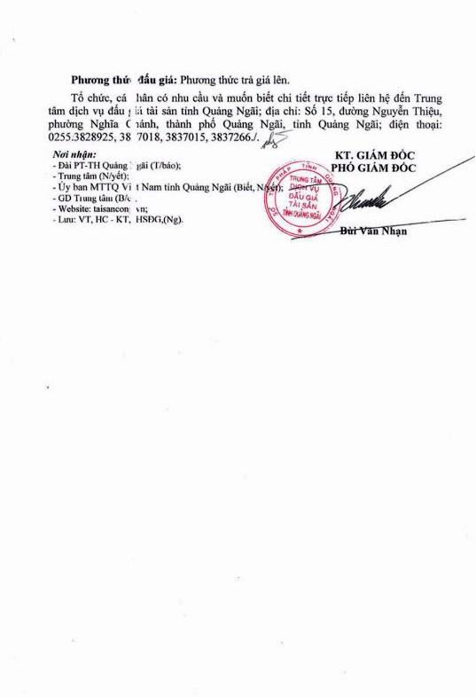 Ngày 20/9/2018, đấu giá 1 xe ô tô Mitsubishi Pajero tại Quảng Ngãi - ảnh 2