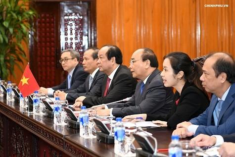 Thủ tướng Việt Nam và Sri Lanka nhất trí đánh giá hợp tác thương mại chưa tương xứng tiềm năng - ảnh 1