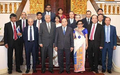 Thủ tướng Việt Nam và Sri Lanka nhất trí đánh giá hợp tác thương mại chưa tương xứng tiềm năng - ảnh 2