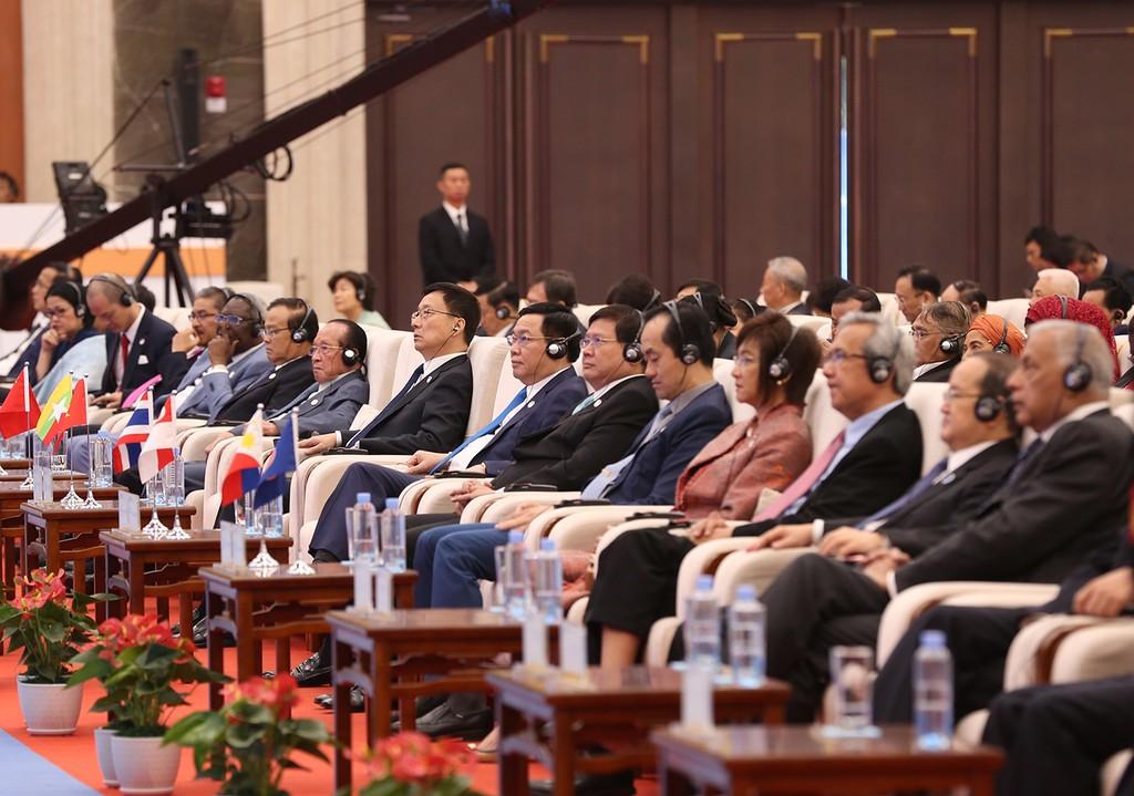 Việt Nam ủng hộ hợp tác khoa học công nghệ ASEAN- Trung Quốc - ảnh 1