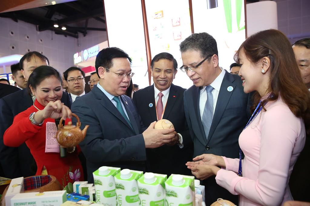 Việt Nam ủng hộ hợp tác khoa học công nghệ ASEAN- Trung Quốc - ảnh 4