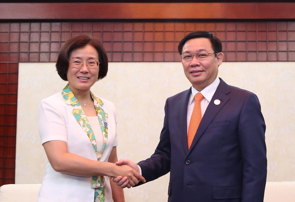 Việt Nam ủng hộ hợp tác khoa học công nghệ ASEAN- Trung Quốc - ảnh 6