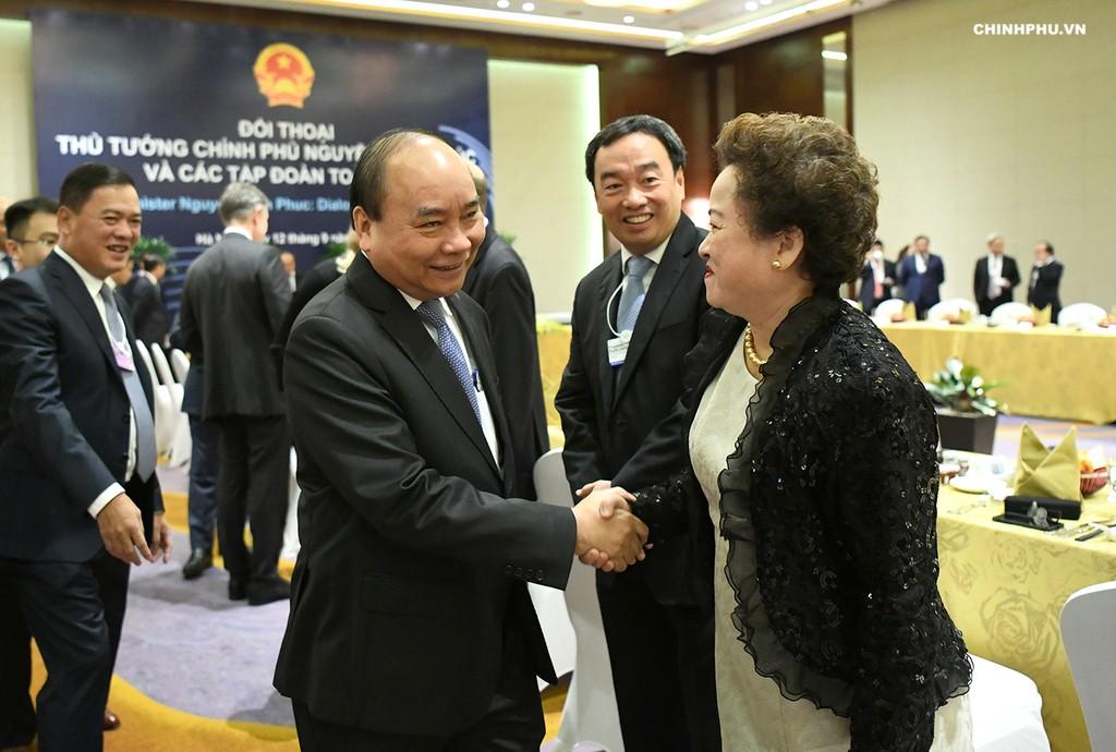Thủ tướng đối thoại với các tập đoàn toàn cầu - ảnh 2