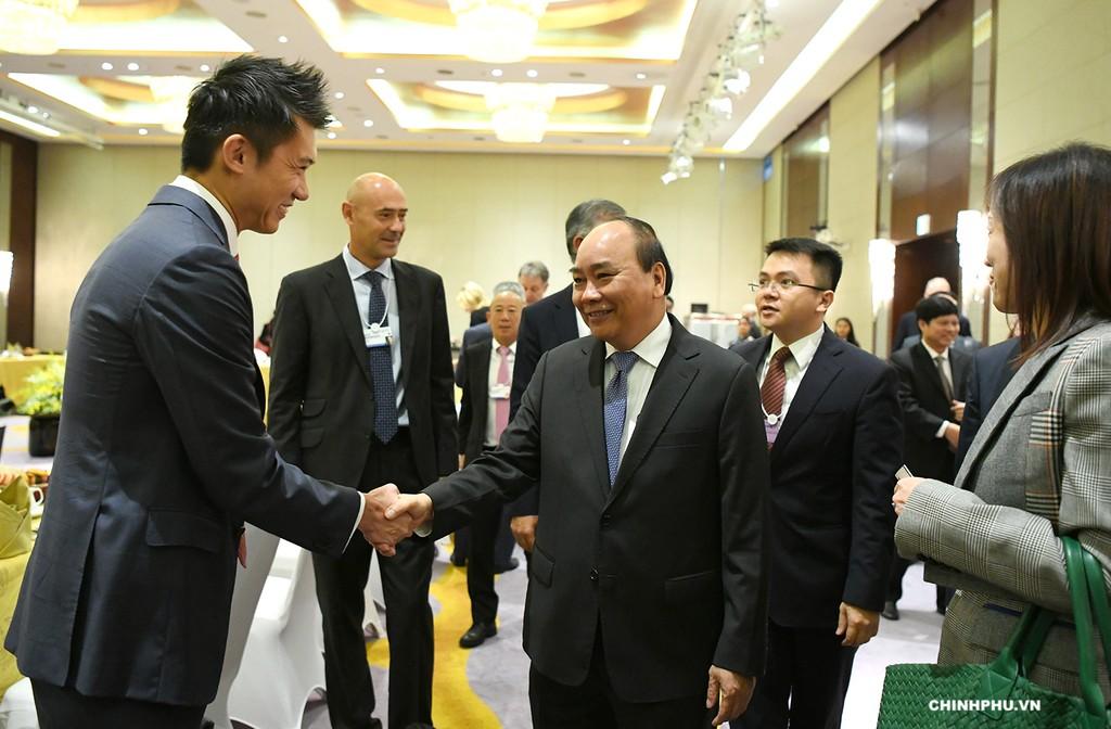 Thủ tướng đối thoại với các tập đoàn toàn cầu - ảnh 3