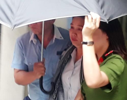 Nhân viên Eximbank bị bắt hồi cuối tháng 3.