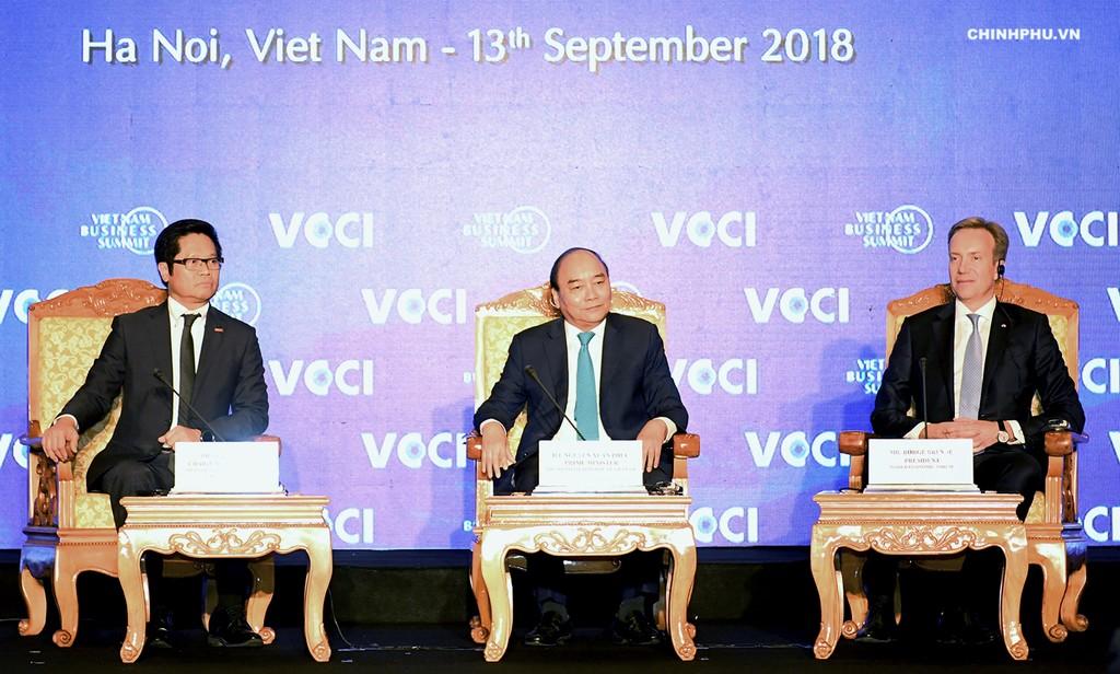 Thủ tướng: Việt Nam muốn là bạn của những người giỏi nhất - ảnh 1